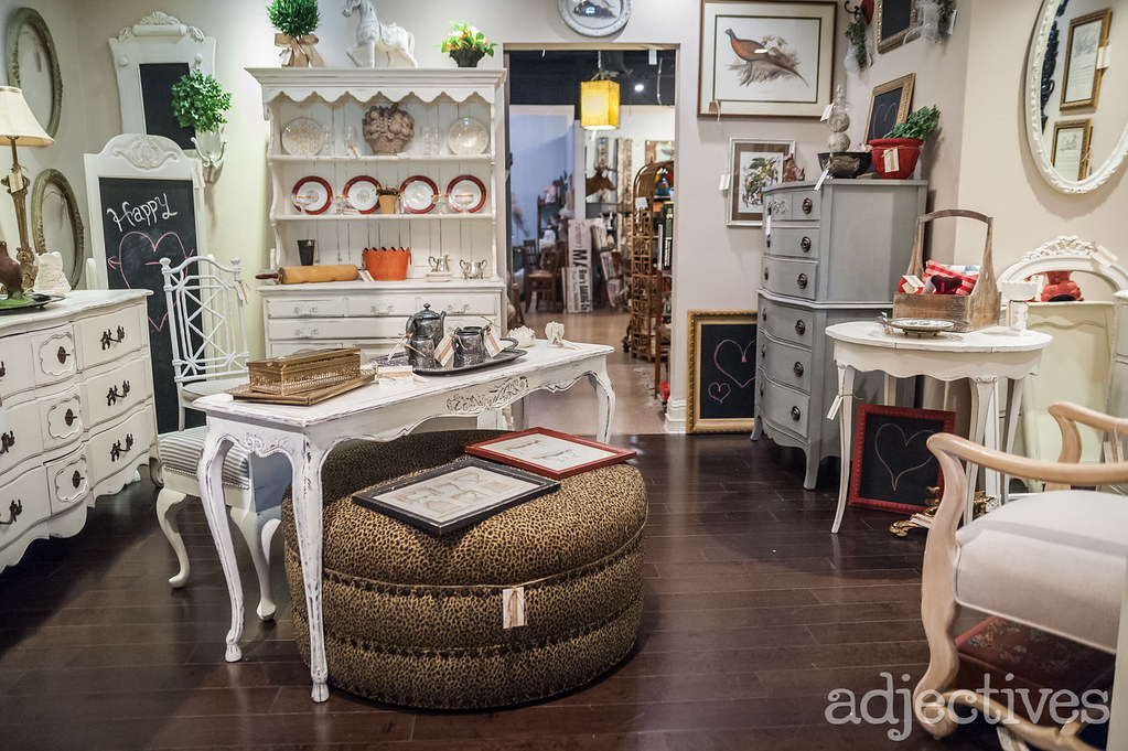 Adjectives Featured Finds in Winter Park by The Vintage Nest
