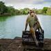 Anuradhapura Pond called Eth Pokuna (Sri Lanka): was used by 5000 buddhist monks from nearby monastery as water storage by jpcastellani