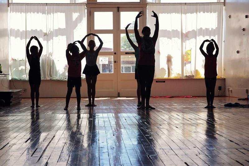Schoolhouse Dance Camp