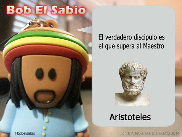 Bob El Sabio. El Maestro