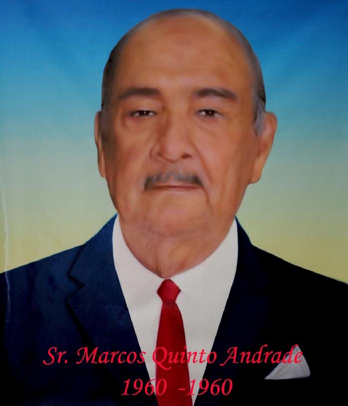 Sr. Marcos Quinto Andrade