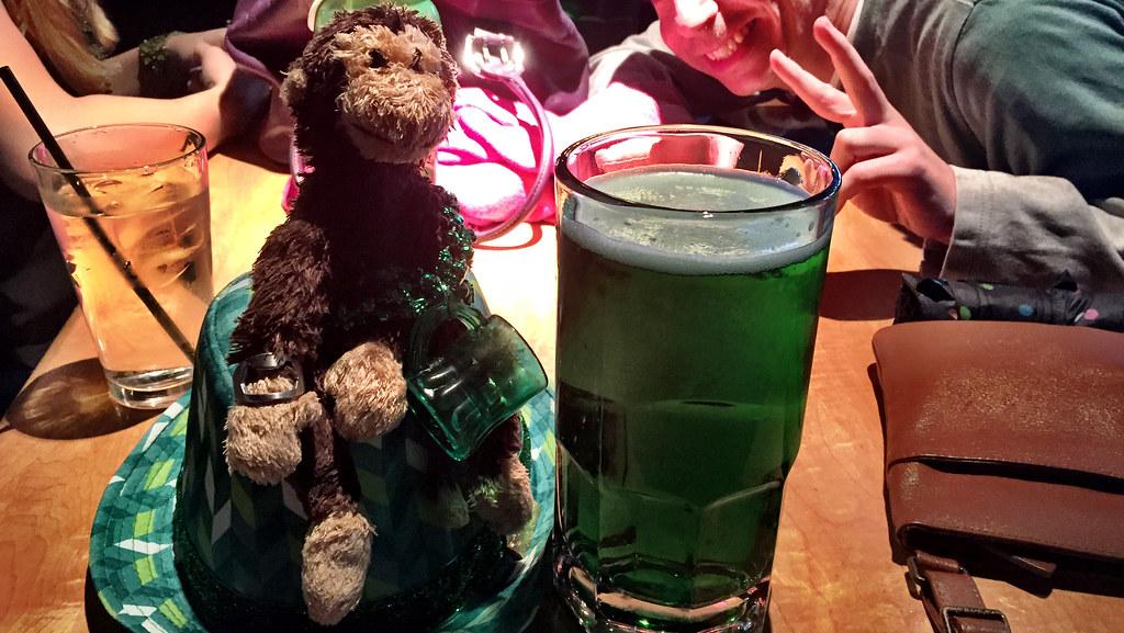 Green Pleepleus