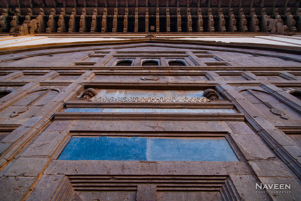 Doorway of Gol Gumbaz | Bijapur, India