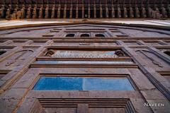 Doorway of Gol Gumbaz   Bijapur, India