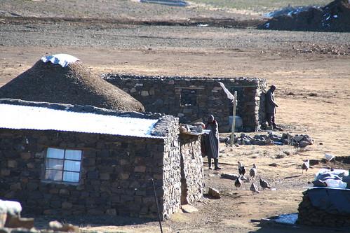 Village Life, Lesotho