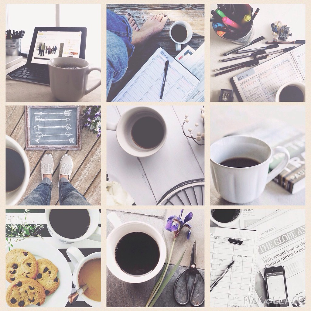 Instagram Coffee Posts @personallyandrea