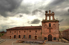 Convento de Santo Domingo de Lerma (Burgos, España)