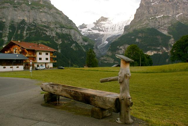 瑞士之旅-格林德瓦Grindelwald
