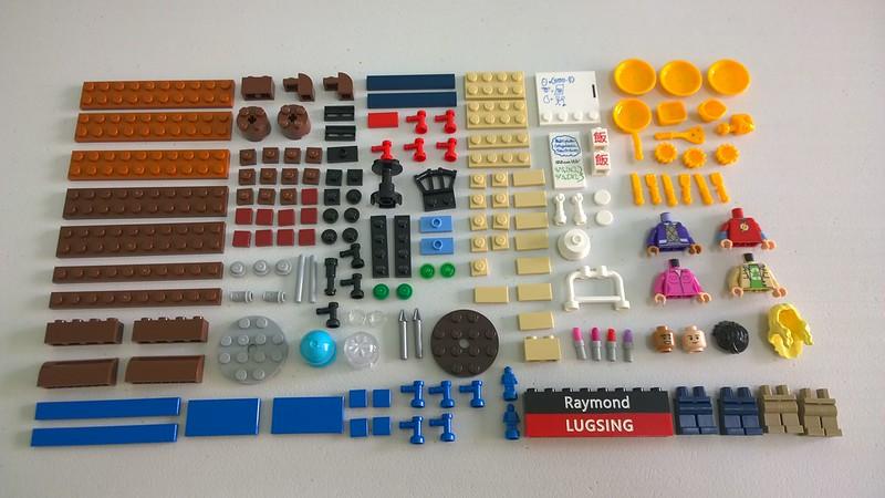 Review : #010 LEGO IDEAS - 21302 The Big Bang Theory 19445810558_27ae5380e2_c