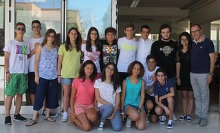 10 e 10 e lode scuola media 2015 polignano lino de donato ragazzi meritevoli