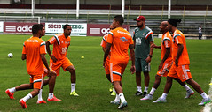 Treino do Fluminense - 28/05/2015