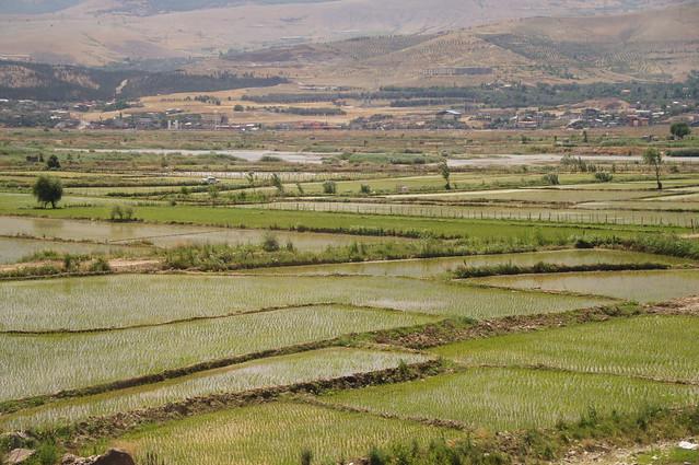In Gilan, Iran mit Marjan