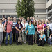 Thu, 2015-06-25 15:24 - participants on fieldtrip to visit local Madison stem cell companies