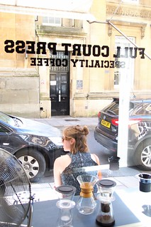 Full Court Press Specialty Coffee, Broadmead, Bristol