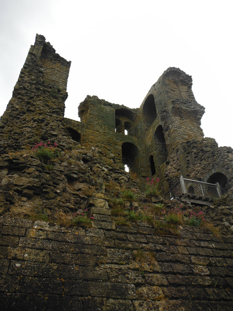 Scarborough Castle Keep 5