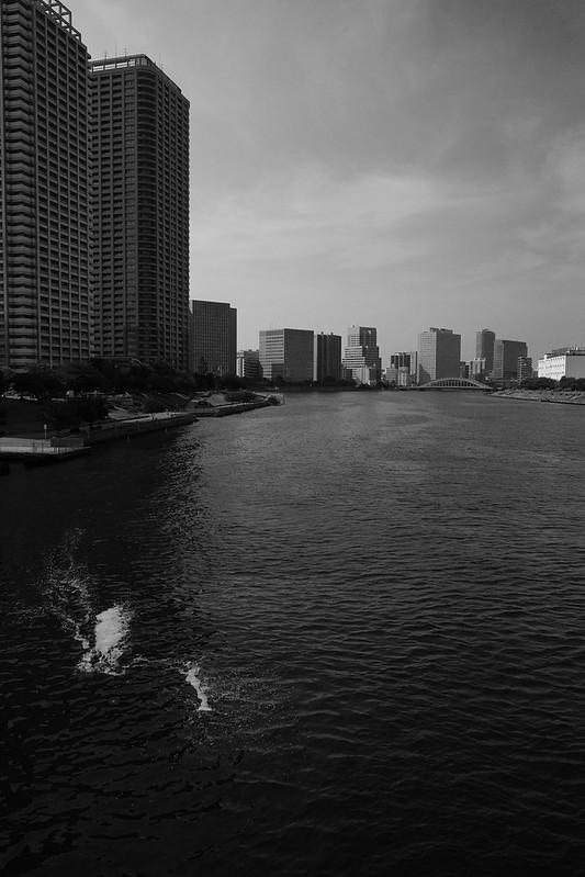 隅田川 Sumida River