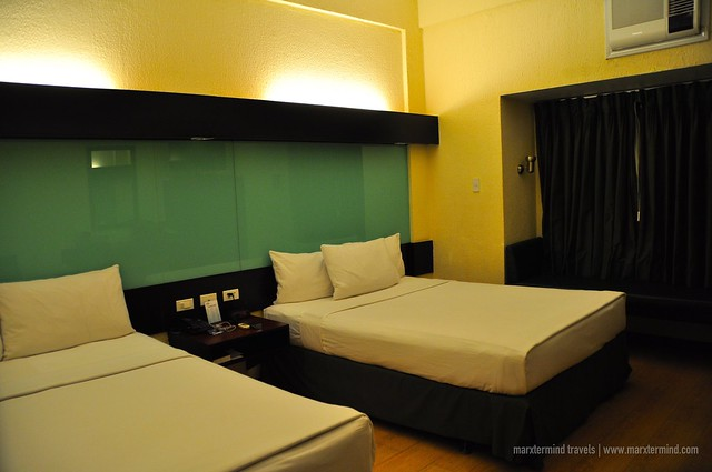 Double Room Microtel by Wyndham Cabanatuan