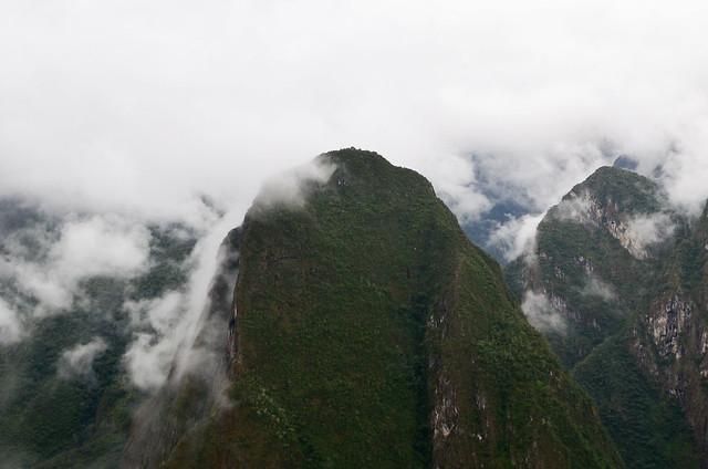 Montañas de Machu Picchu