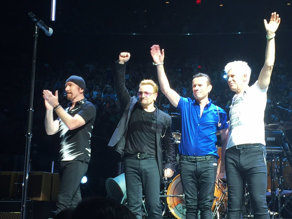 five nights with u2 at madison square garden 2015 - U2 At Madison Square Garden