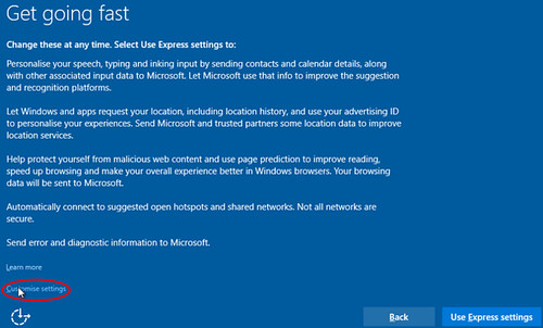 Windows 10 Privacy - Just Installed? Read This
