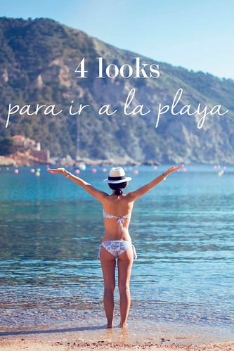 4 looks de playa