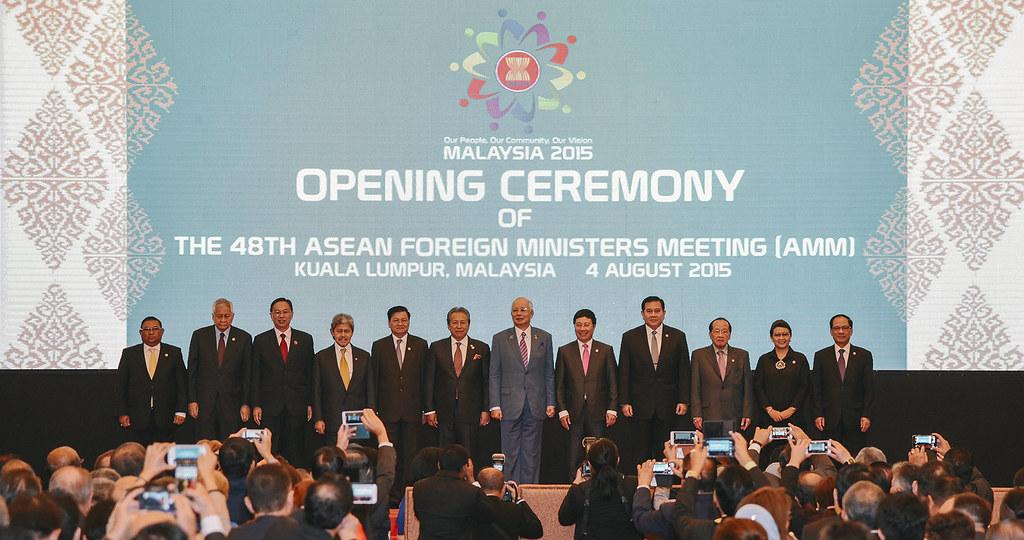 48th ASEAN Foreign Minister Meeting | Kuala Lumpur
