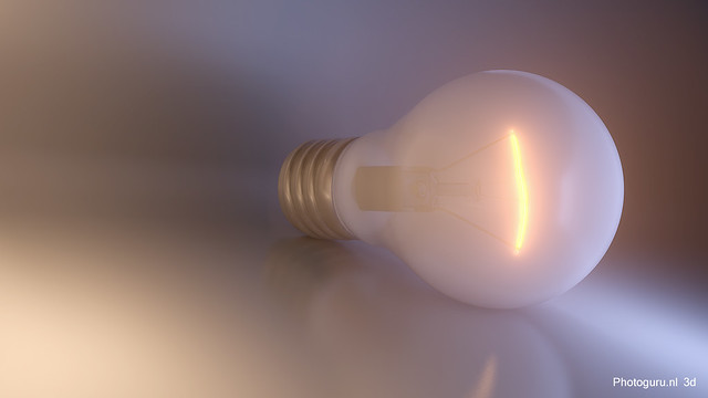 lightbulb sideview