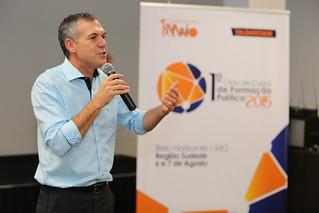 Ciclo de Formação Política - Belo Horizonte (MG)
