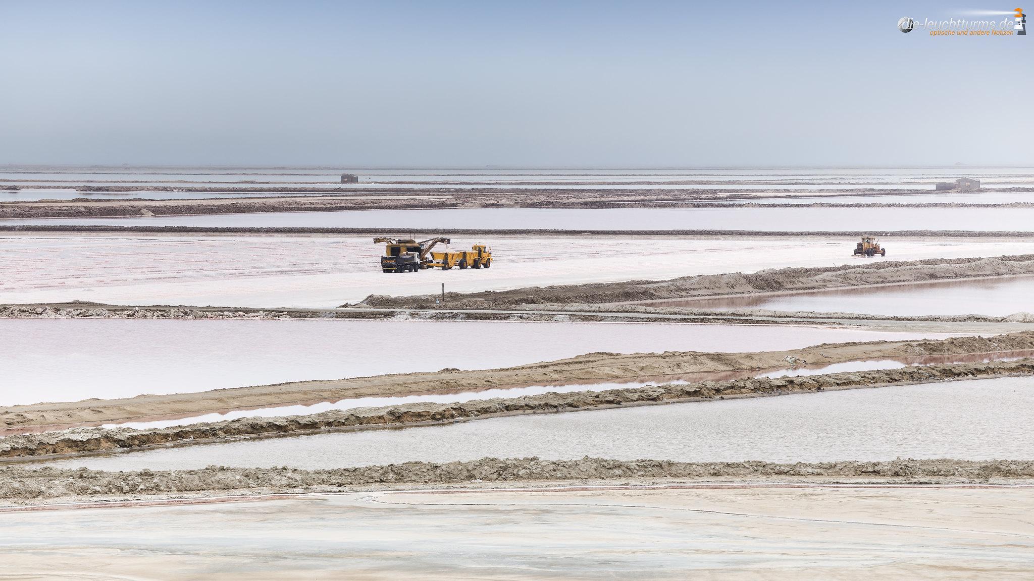 Salt mining
