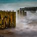 Turbelence in the Groyne by MAN1264