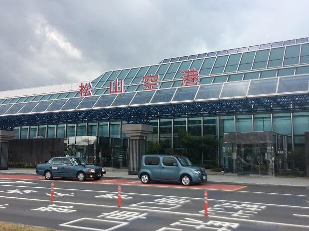 161224 松山空港