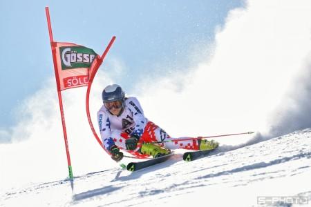 Krýzl byl vAdelbodenu čtrnáctý a zajel nejlepší obří slalom kariéry