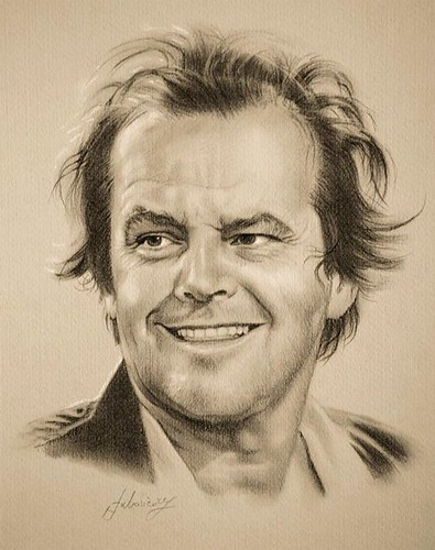 Jack Nicholson (artist - Krzysztof Lukasiewicz)