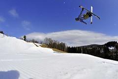 Freeski kempy se slopestyle reprezentací