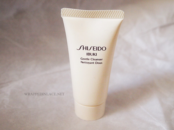 Shiseido Ibuki Gentle Cleanser Review