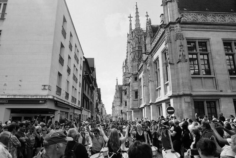 Fête de la Musique 2015 - Rouen