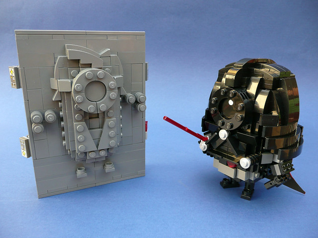 Minion Vader and Minion Solo
