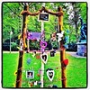 Memorial for #MichaelJackson in #tiergarten #berlin...