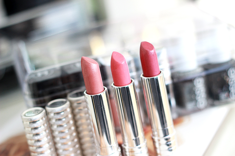 Clinique Kiss The Bride Collection Lipsticks