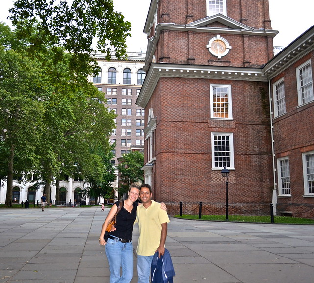 Historic Philadelphia - Independence Hall