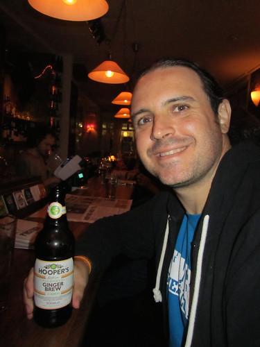 Cervezas a 12 euros cada una en Bergen