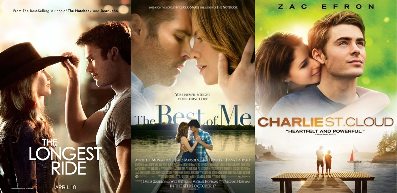 movies | The Longest Ride, The Best Of Me, Charlie St. Cloud