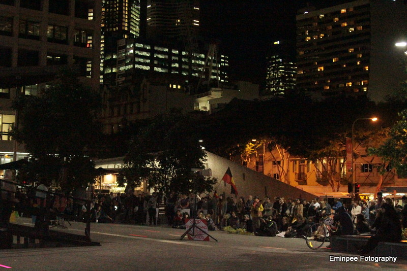 IMG 5023  Protest in Brisbane City
