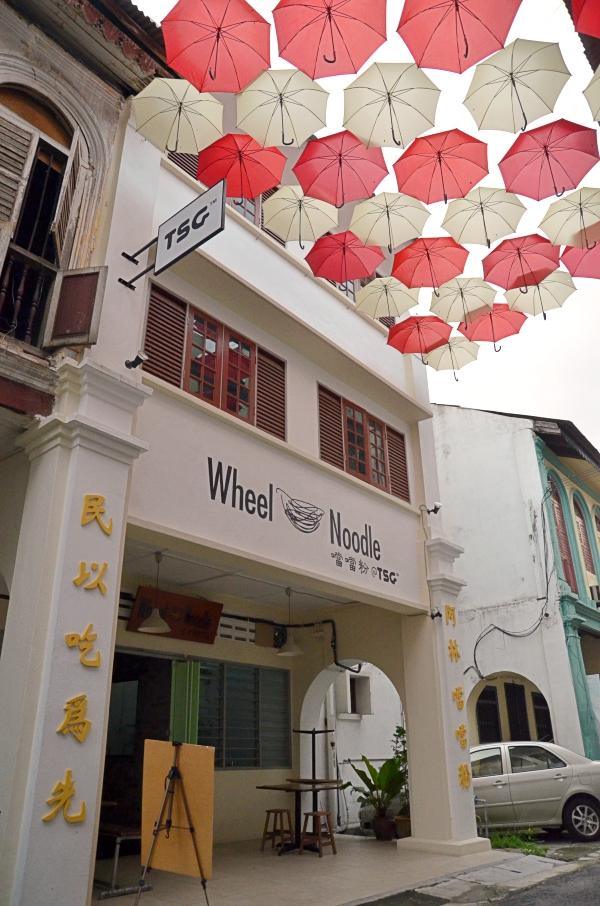 Wheel Noodle @ TSG