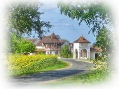 Perigord Village - Photo of Saint-Laurent-des-Bâtons