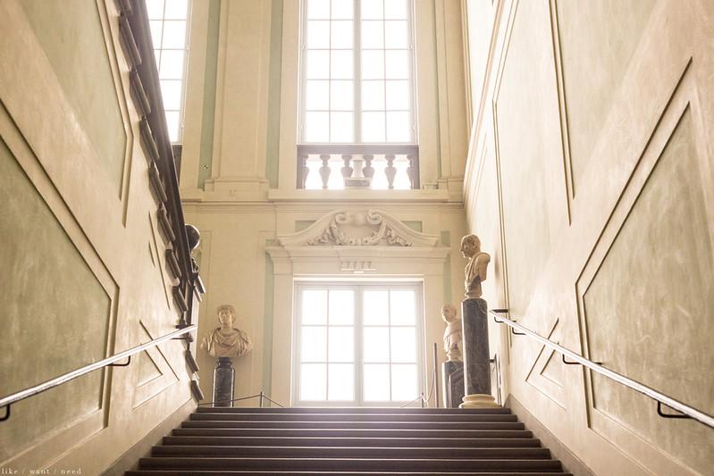 Morning at the Uffizi