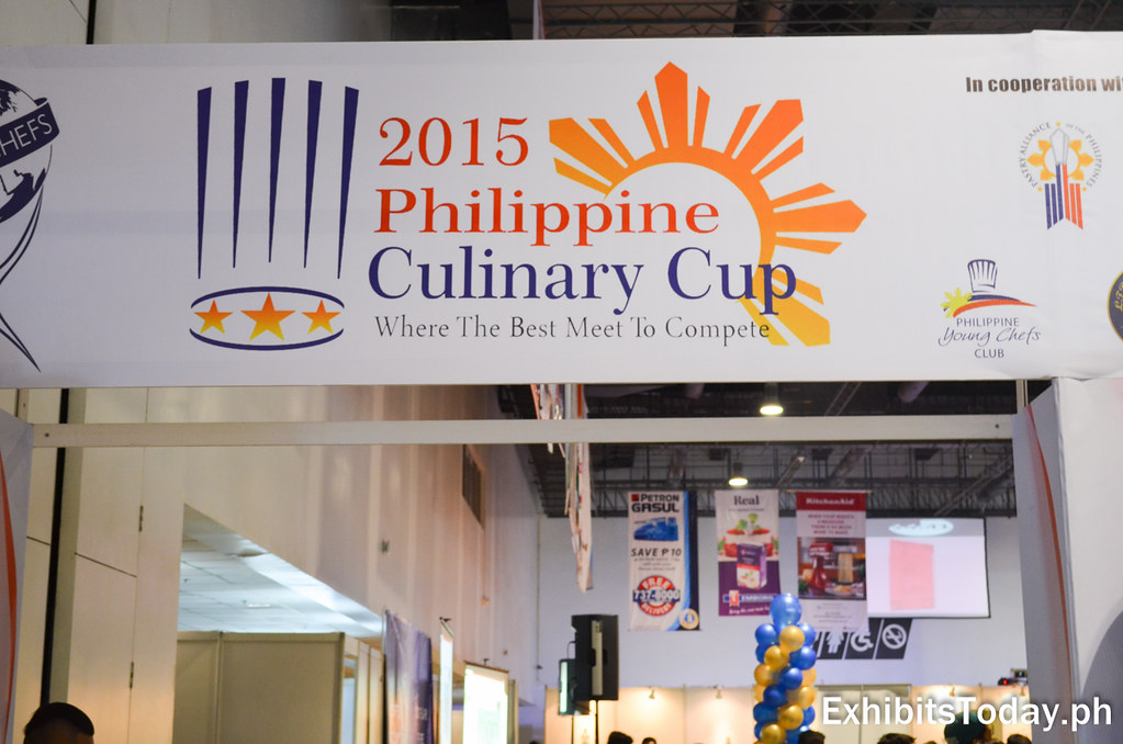 2015 Philippine Culinary Cup