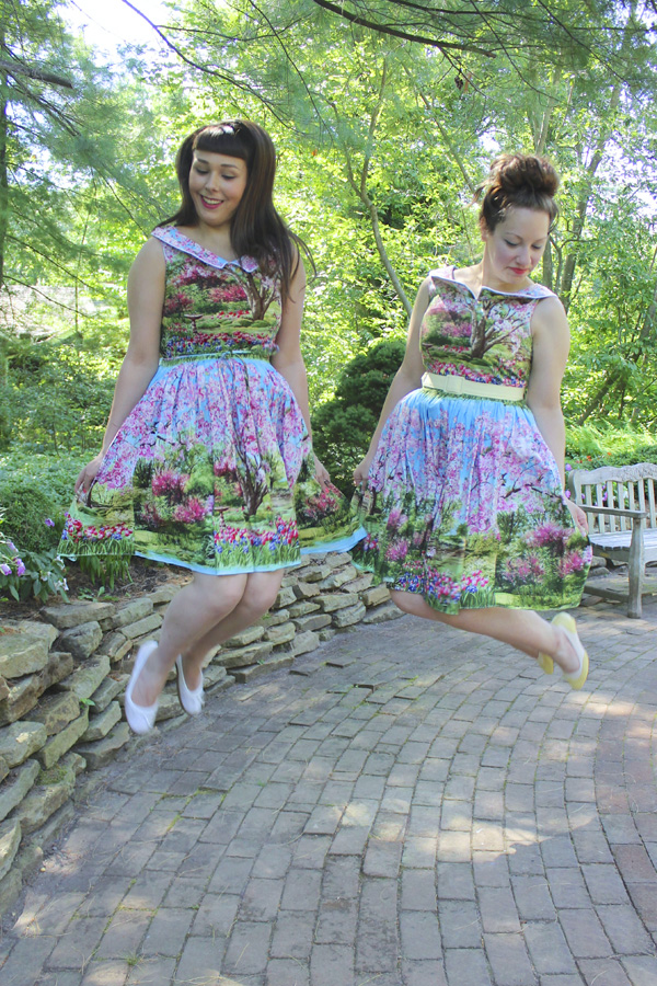 scene and believed dress modcloth