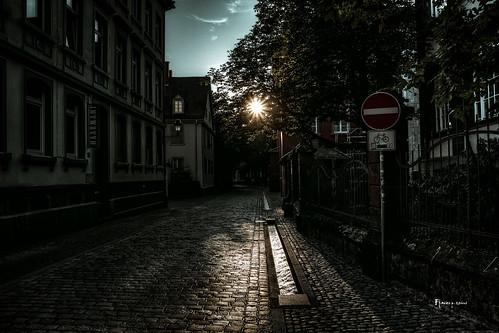 Calle melancolía