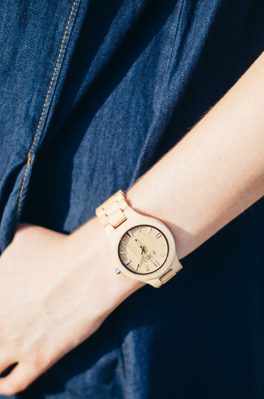 Jord Wooden Watch Review on juliettelaura.blogspot.com